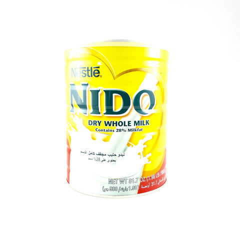 Nido Dry Whole Milk 900g