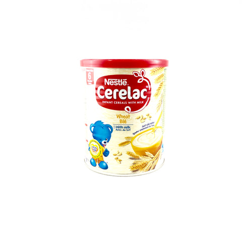 Cerelac Wheat with Milk 400g - Red