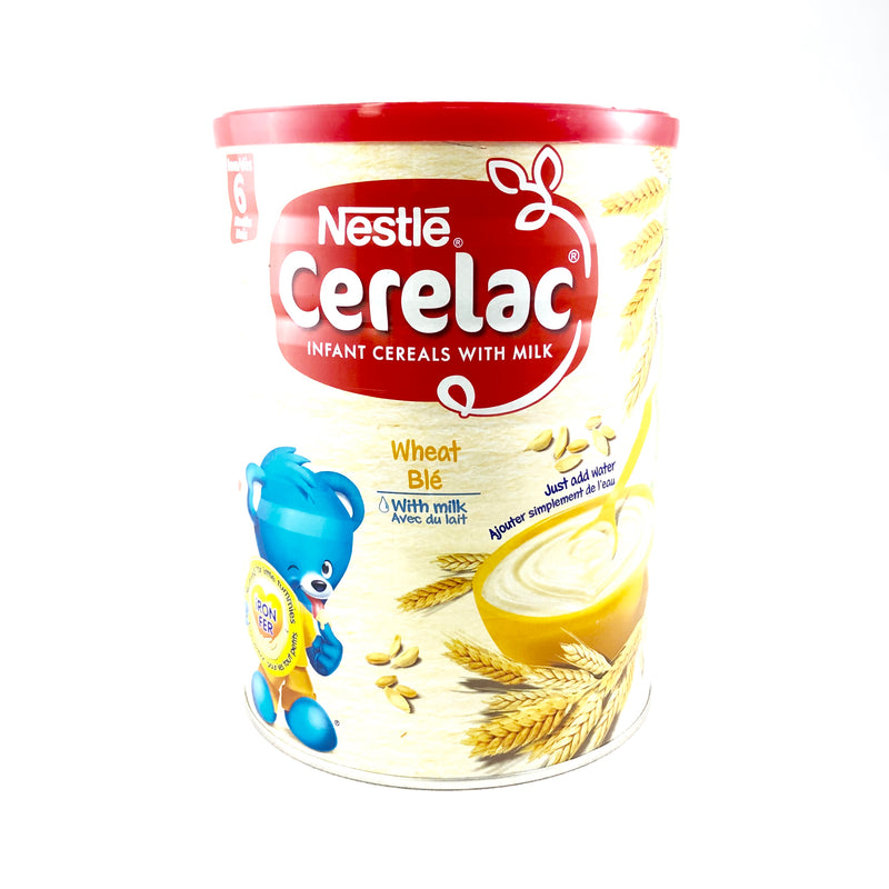 Cerelac Wheat with Milk 1kg - Red