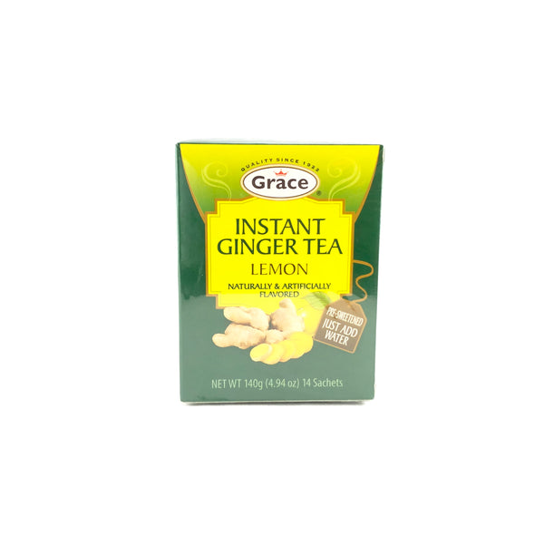 Instant Ginger Tea - Lemon