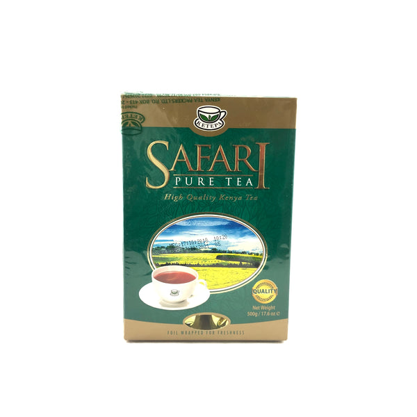 Safari Pure Tea 17.6oz