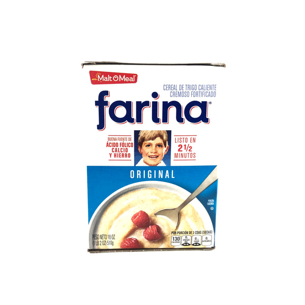 Farina Wheat Cereal 28oz