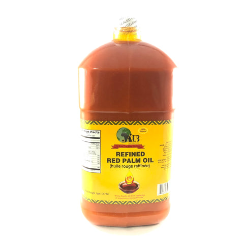 Refined Red Palm Oil 1gal
