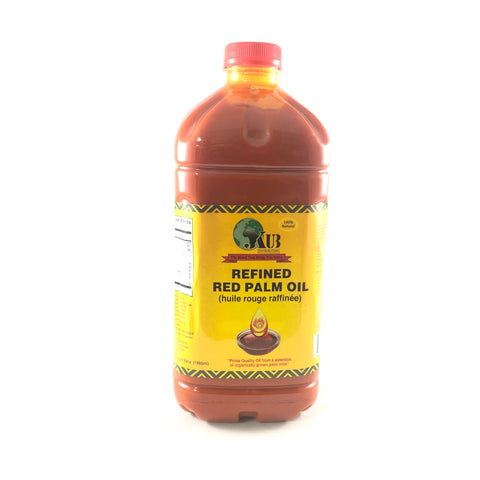 Refined Red Palm Oil 64oz