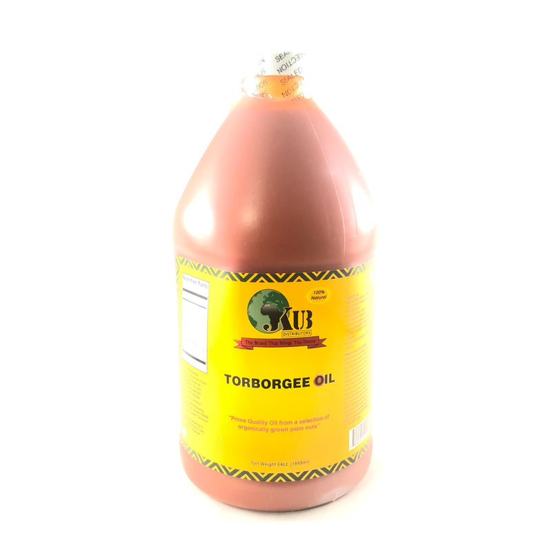 Torborgee Oil 64oz