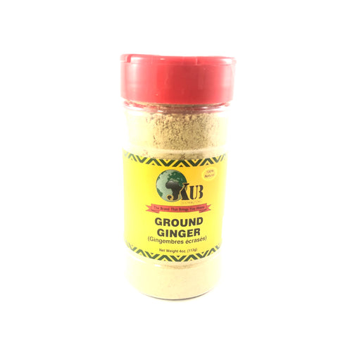 Ground Ginger 4oz