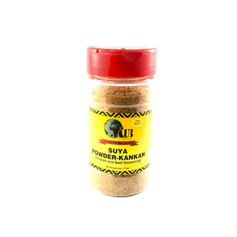 Suya Powder 4oz
