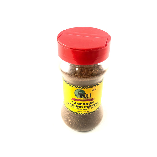 Cameroon Ground Pepper 4oz