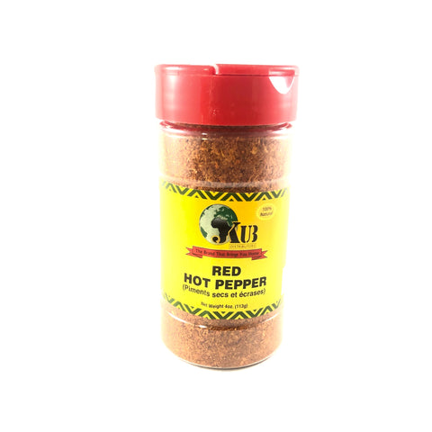 Red Hot Pepper 4oz
