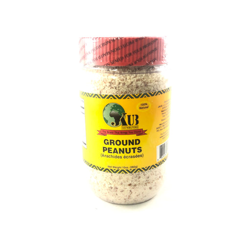 Ground Peanuts 10oz