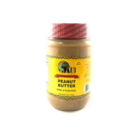 Peanut Butter 16oz