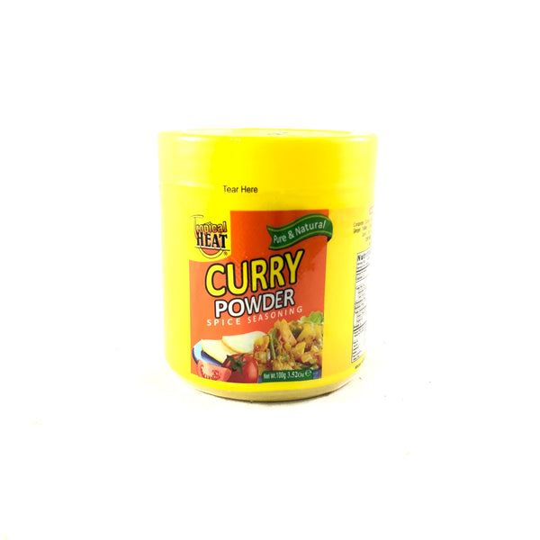 Tropical Heat Curry Powder