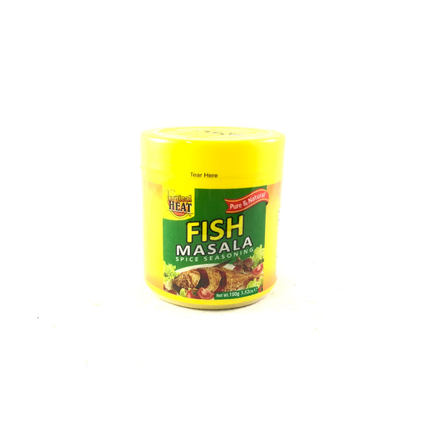 Tropical Heat Fish Masala