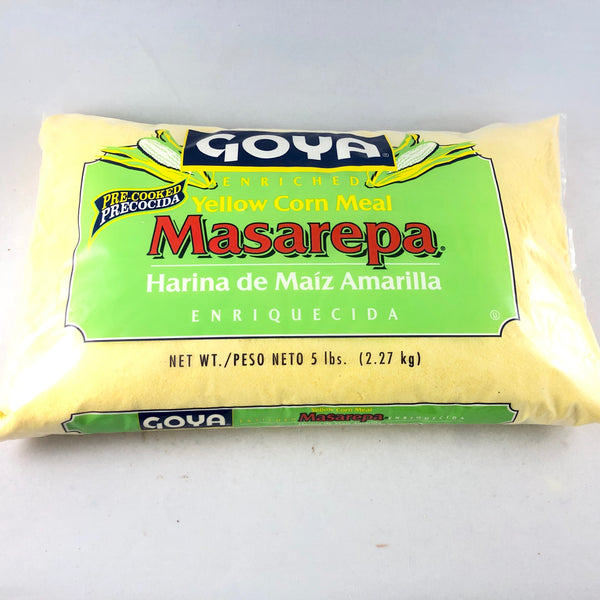 Goya Yellow Corn Meal - Masarepa 5lb