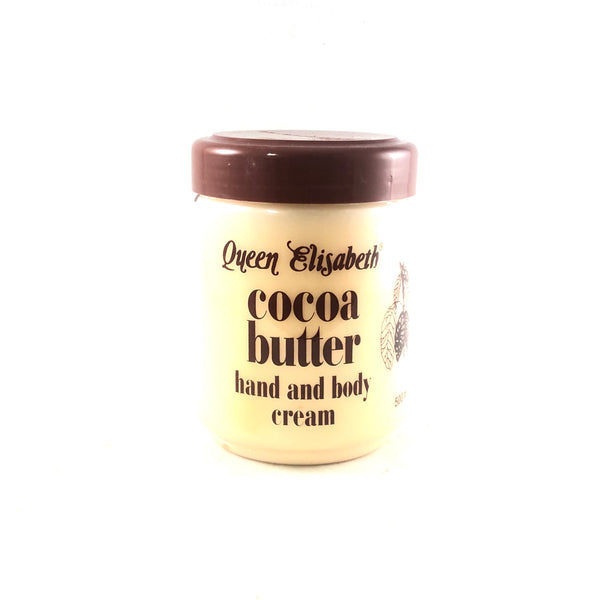 Queen Elizabeth Cocoa Butter Cream 500ml