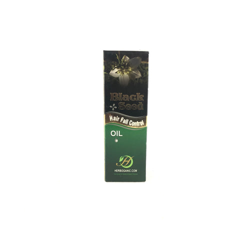 Black Seed Hair Fall Control Oil