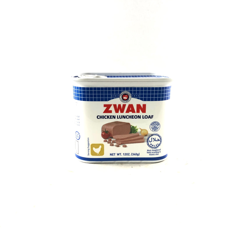 Zwan Chicken Luncheon Loaf 12oz x 5 Cans