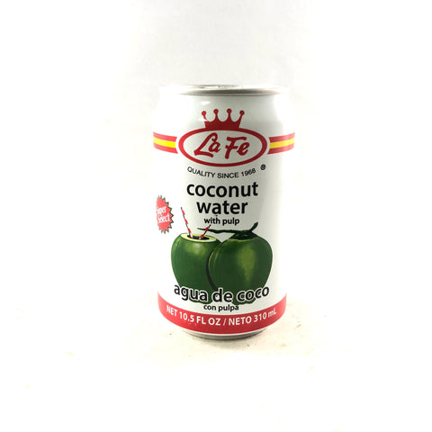 Coconut Water with Pulp 10.5oz