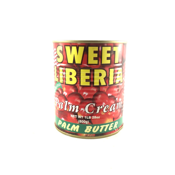Sweet Liberian Palm Cream