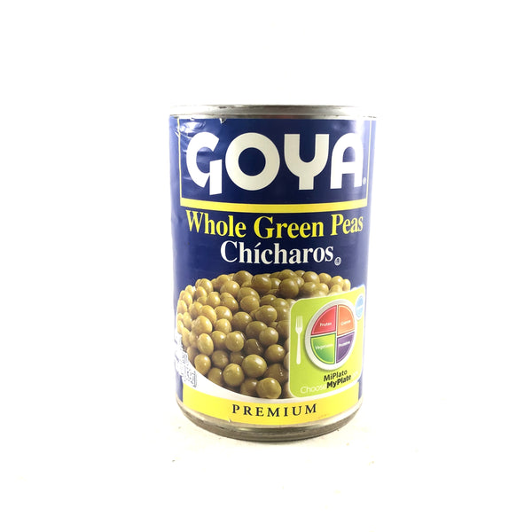 Goya Whole Green Peas