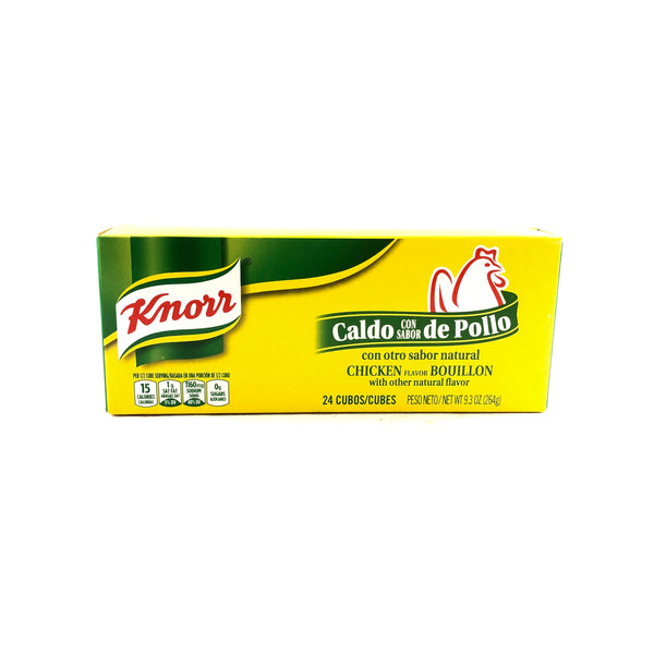 Knorr Chicken Flavor Bouillon 9.3oz