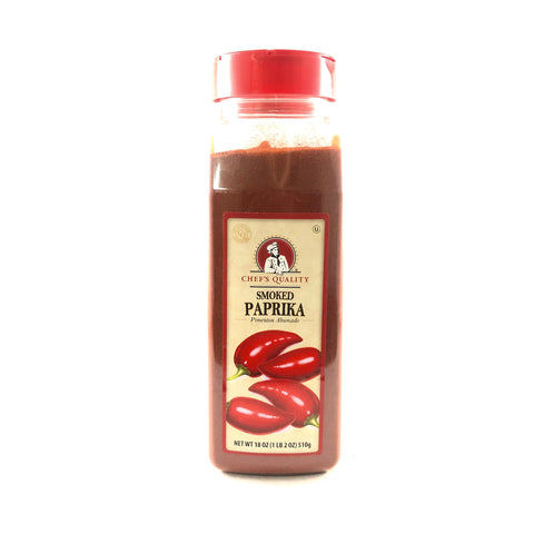 Smoked Paprika 18oz