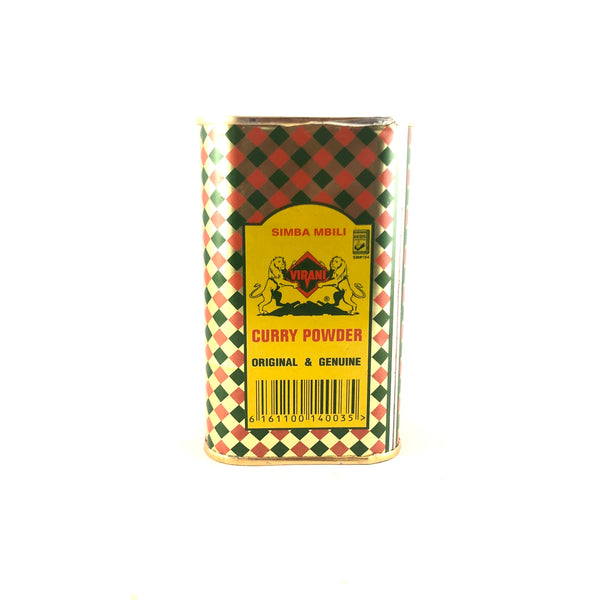 Simba Mbili Curry Powder