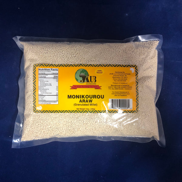 Monikourou Araw- Granulated Millet
