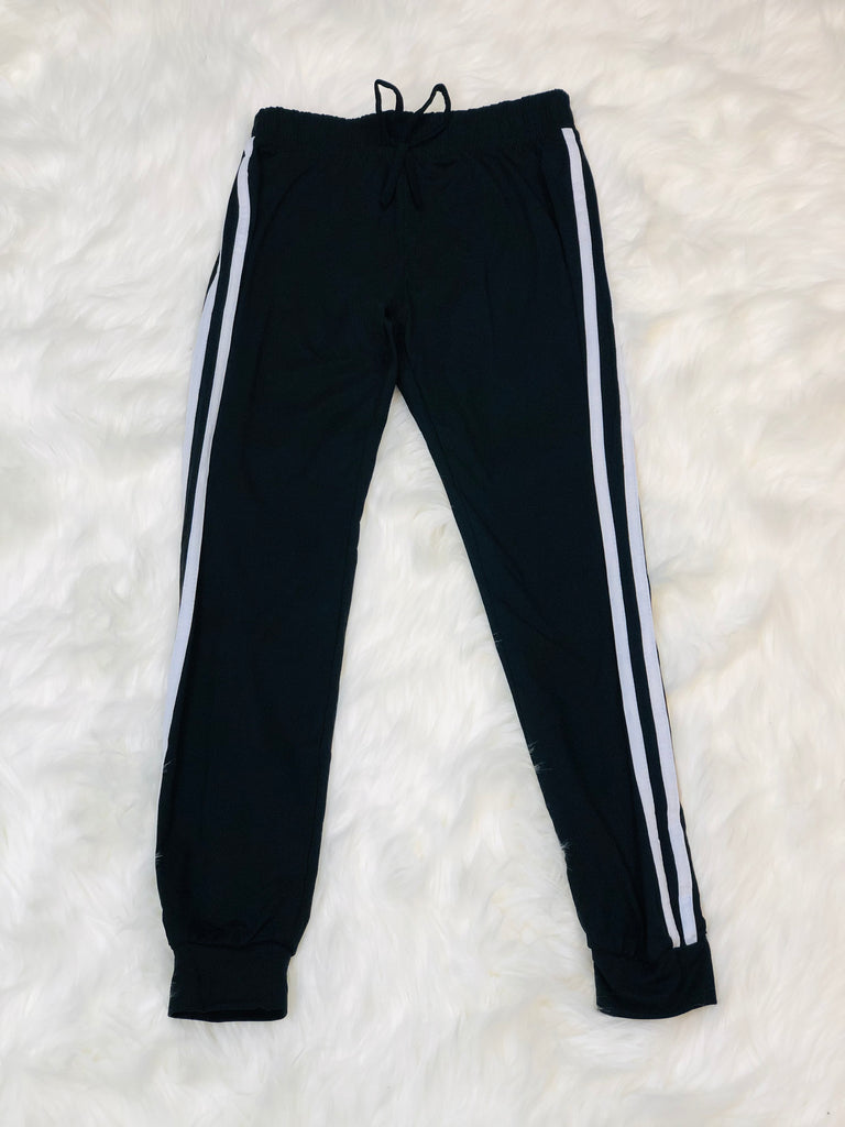 Side Striped Jogger