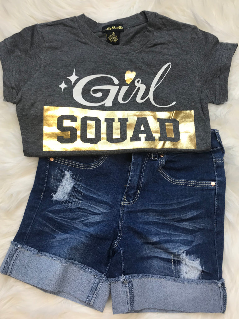 Girl Squad Outfit