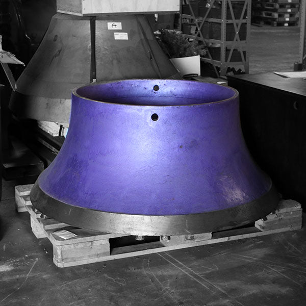 Cone Crusher Mantle - Svedala Sanvick H 3000 - MNX Alloy - 442.7989.01