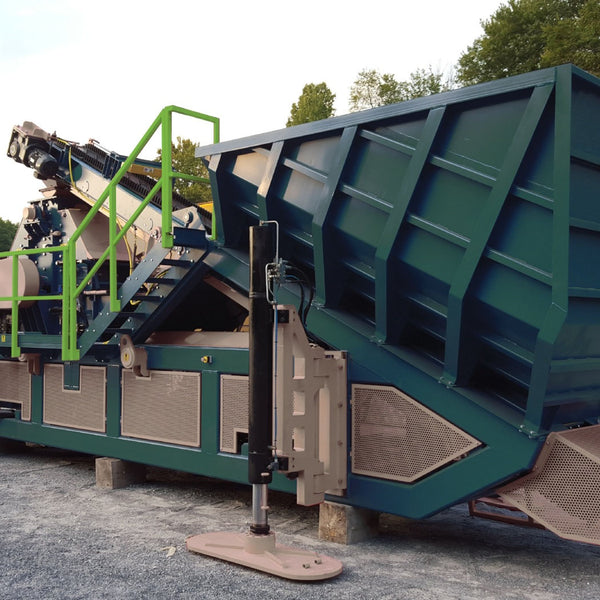 Rocky Transformer - Rock Crusher - Sand Production Machine