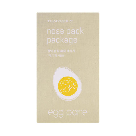 Egg Pore Nose Pack(7  SHEET)