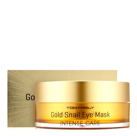 INTENSE CARE Gold Snail Eye Patch POT