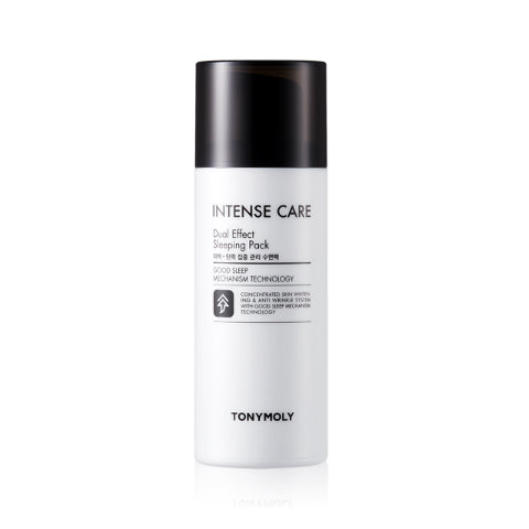 INTENSE CARE DUAL EFFECT Sleeping Pack