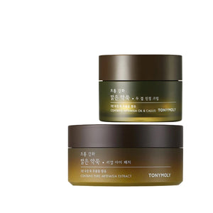 [SET]  Pure Artemisia Real Eye Patch & CREAM