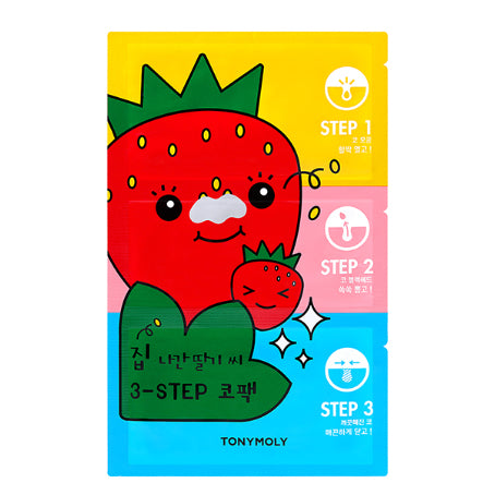 RUNAWAY STRAWBERRY SEEDS 3 STEP Nose Pack
