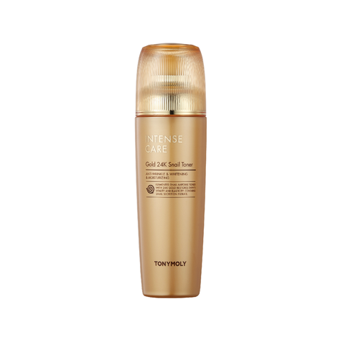 INTENSE CARE Gold 24K Snail Toner