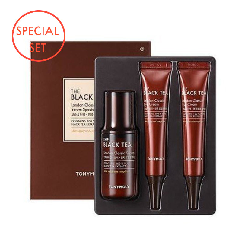 [SPECIAL] THE BLACK TEA Serum + EYE CREAM SET