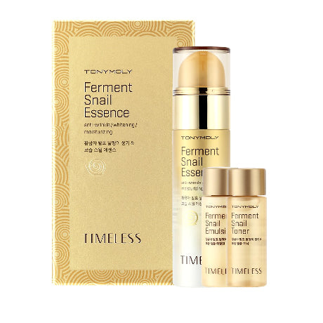 TIMELESS FERMENT SNAIL ESSENCE SET