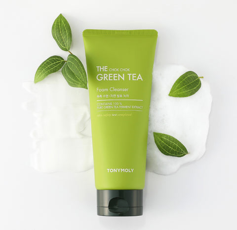 THE CHOK CHOK GREEN TEA foam Cleanser