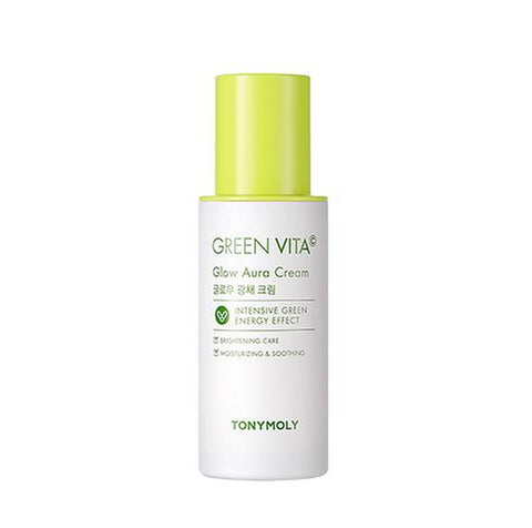 GREEN VITA C Glow Aura Cream