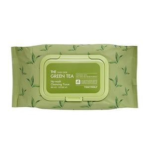 THE CHOK CHOK GREEN TEA CLEANSING TISSUE_100sheets