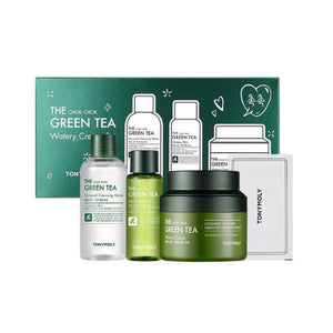 [HOLIDAY Special SET] GREEN TEA Skincare SET