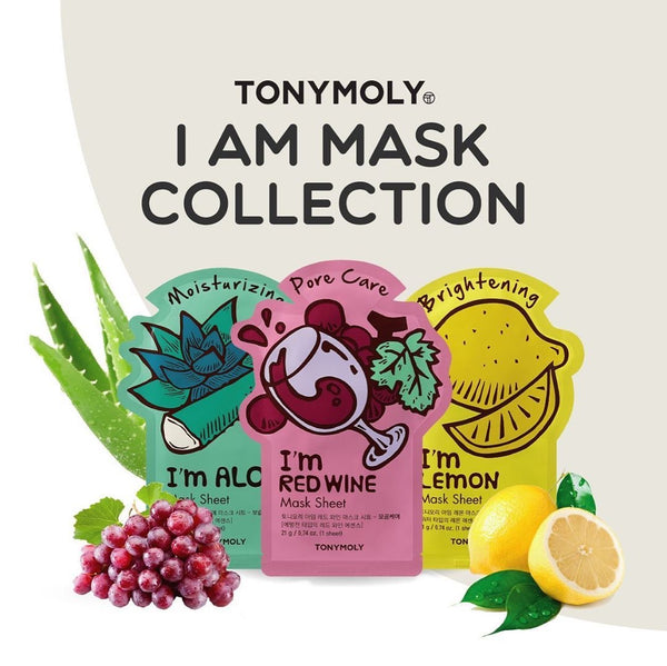 [$10 COMBO PACK] 5  you pick : I'M  MASK SHEETS