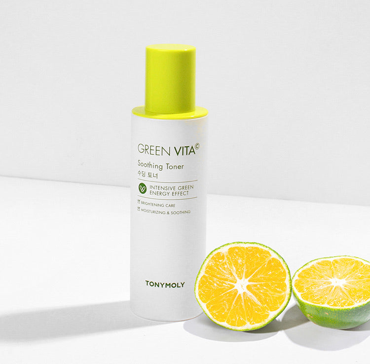 GREEN VITA C Soothing Toner