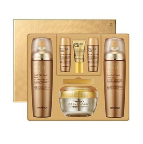 INTENSE CARE 24K GOLD SNAIL SKINCARE 3 SET