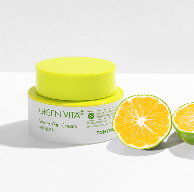 GREEN VITA C Watery Gel Cream