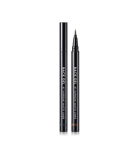 BACK GEL Supreme Matte EYE LINER