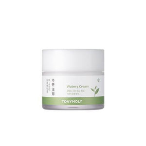 The GREEN TEA Truebiome WATERY Cream